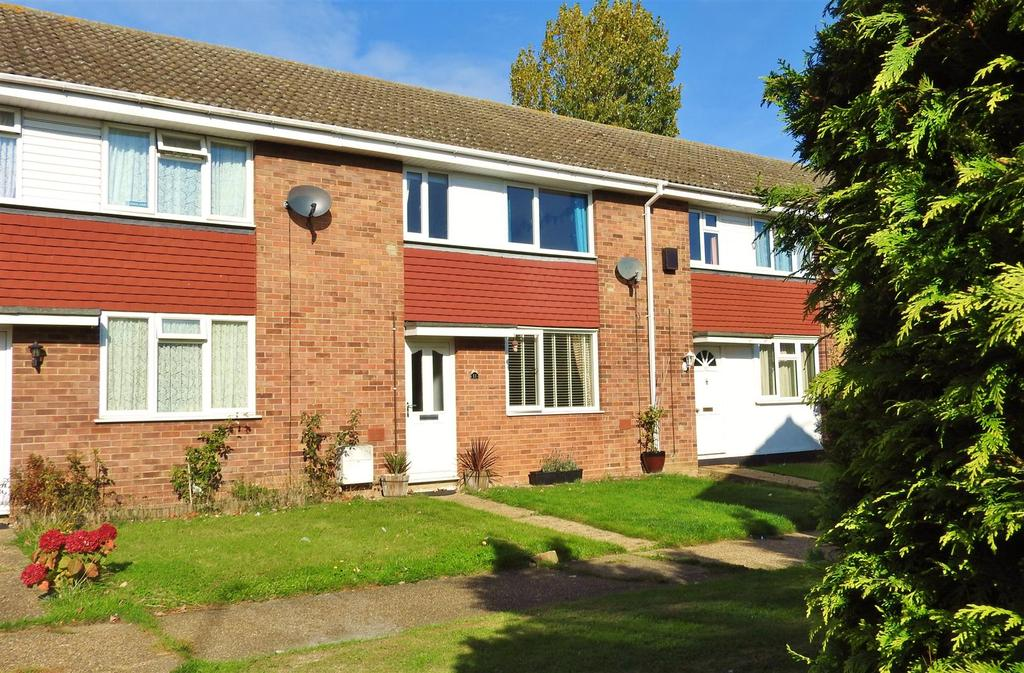 3 Bedrooms Terraced House for sale in Godric Road, Witham