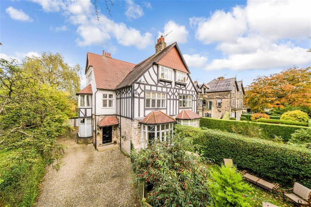 3 Bedrooms Apartment Flat for sale in Langcliffe Avenue, Harrogate, North Yorkshire