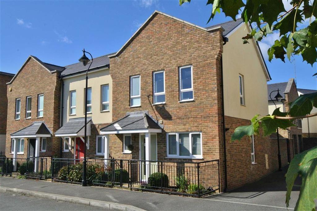 2 Bedrooms End Of Terrace House for sale in Greenhithe, Kent