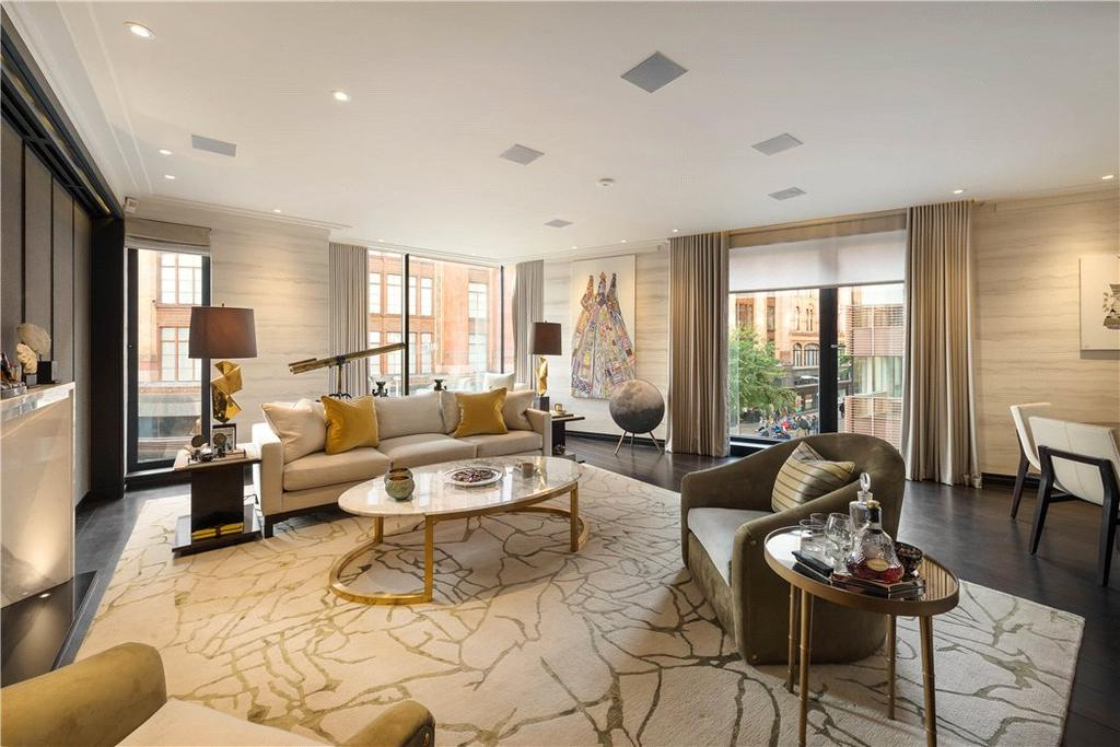 3 Bedrooms Flat for sale in The Lansbury, Basil Street, London, SW3