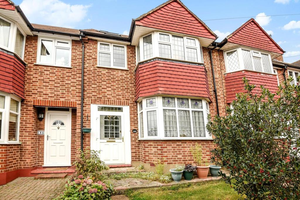 4 Bedrooms Terraced House for sale in Kingsbridge Road, Morden