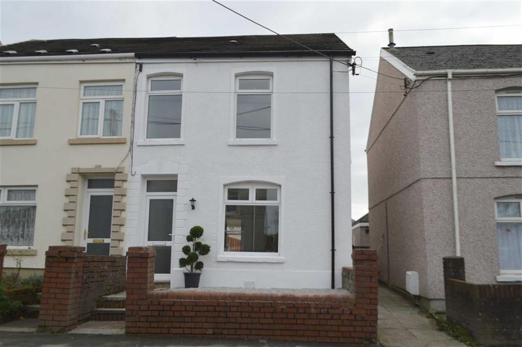 3 Bedrooms Semi Detached House for sale in Borough Road, Gorseinon, SA4
