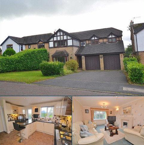 4 bedroom detached house for sale - Applecross Drive, Burnley, Lancashire