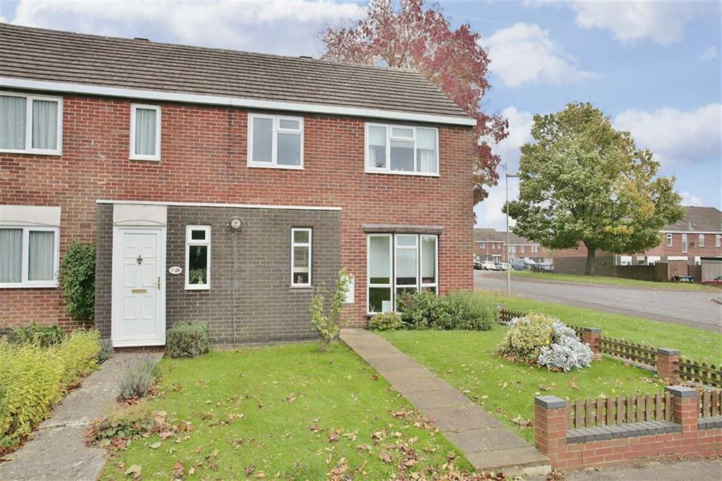 3 Bedrooms End Of Terrace House for sale in Ironstones, Banbury