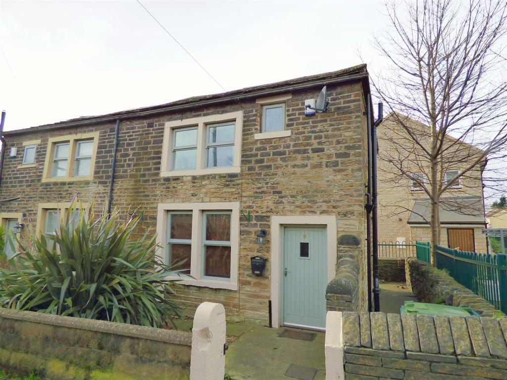 2 Bedrooms Semi Detached House for sale in Scholes Lane, Scholes, Cleckheaton