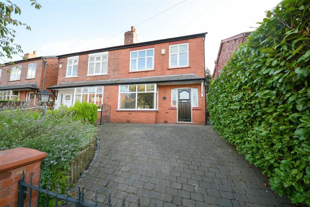 3 Bedrooms Semi Detached House for sale in Walkden Avenue, Swinley, Wigan, WN1