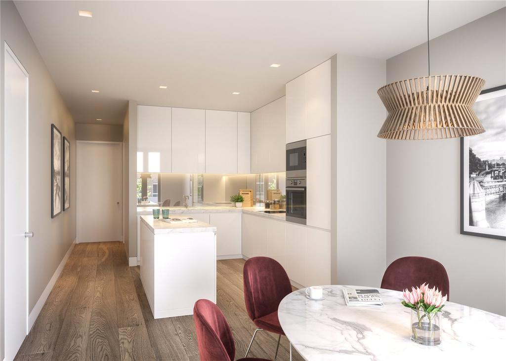 1 Bedroom Apartment Flat for sale in John Street, London, WC1X