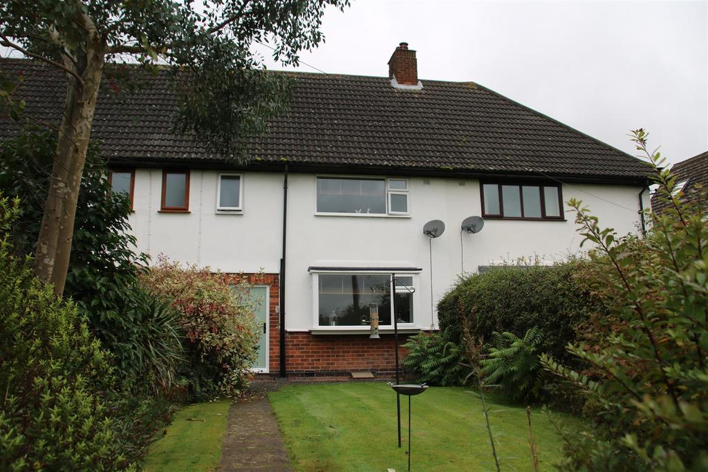 3 Bedrooms Semi Detached House for sale in Twycross Road, Sibson, Nuneaton