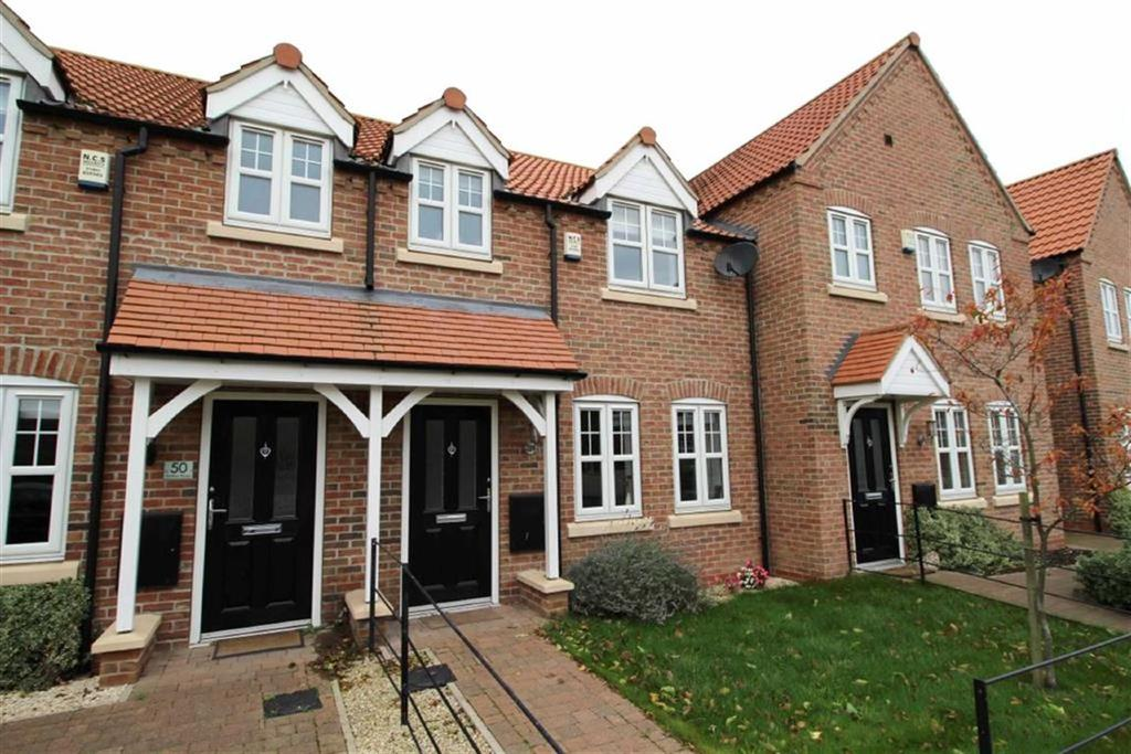 3 Bedrooms Terraced House for sale in Station Road, Nafferton, East Yorkshire