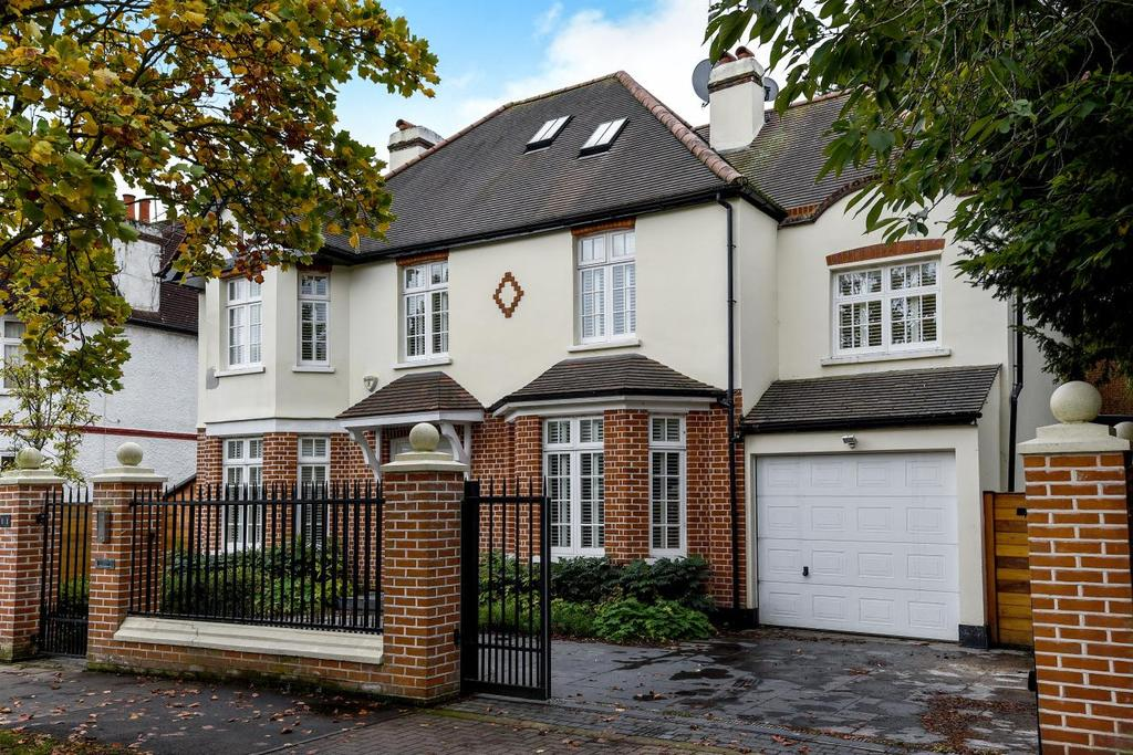5 Bedrooms Detached House for sale in Chesterfield Road, Chiswick