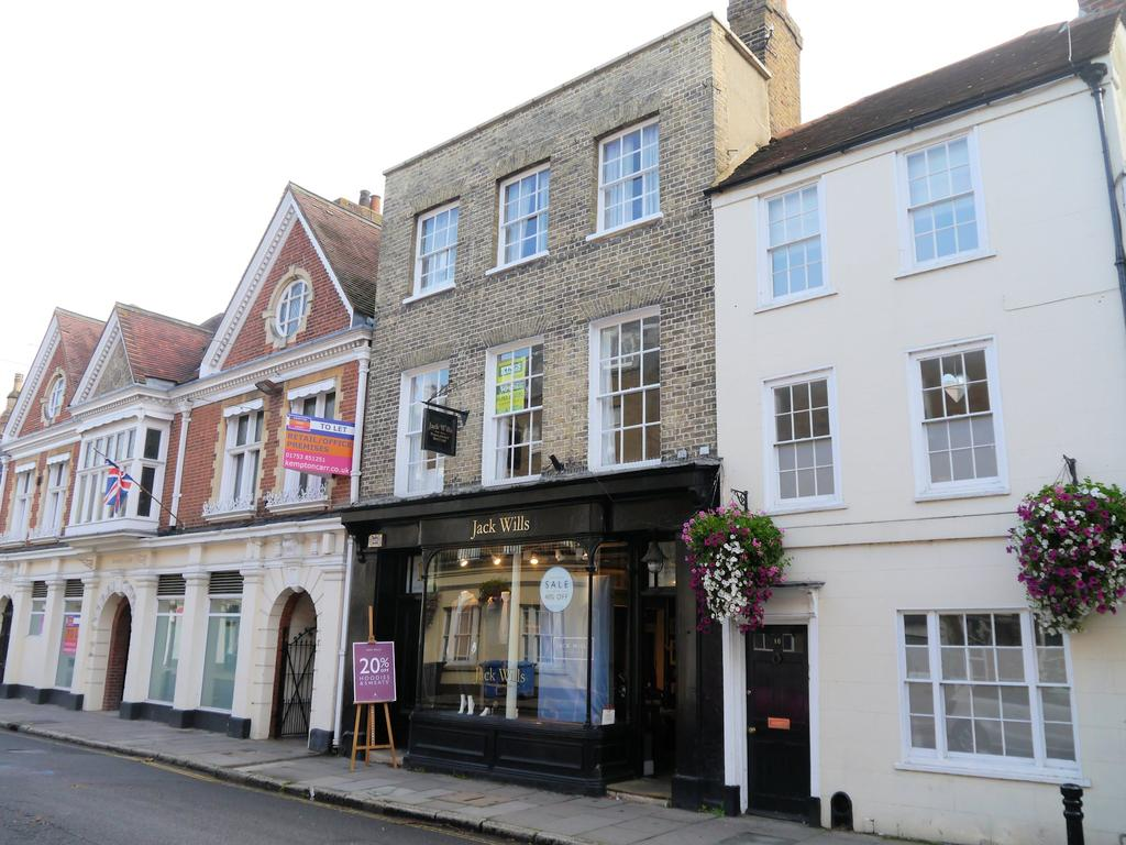 2 Bedrooms Apartment Flat for sale in 17A High Street, Windsor SL4