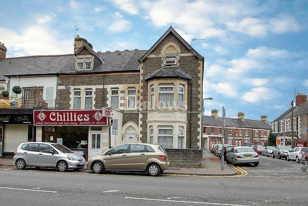 6 Bedrooms End Of Terrace House for sale in Whitchurch Road, Heath, Cardiff