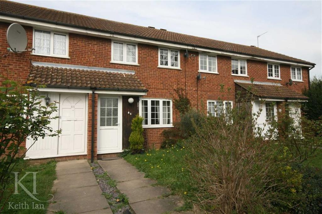 3 Bedrooms Terraced House for sale in Landau Way, Turnford