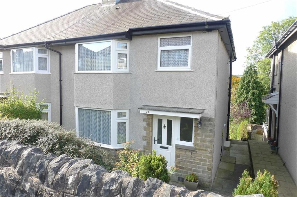 3 Bedrooms Semi Detached House for sale in Overdale Avenue, Buxton, Derbyshire