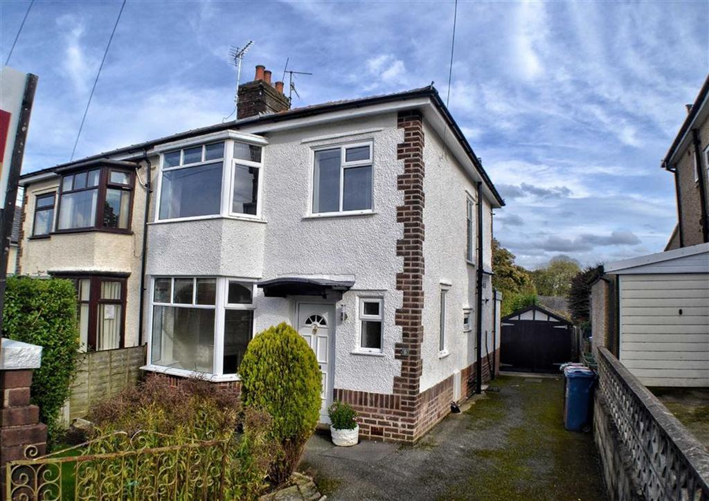 3 Bedrooms Semi Detached House for sale in Hollies Road, Blackburn