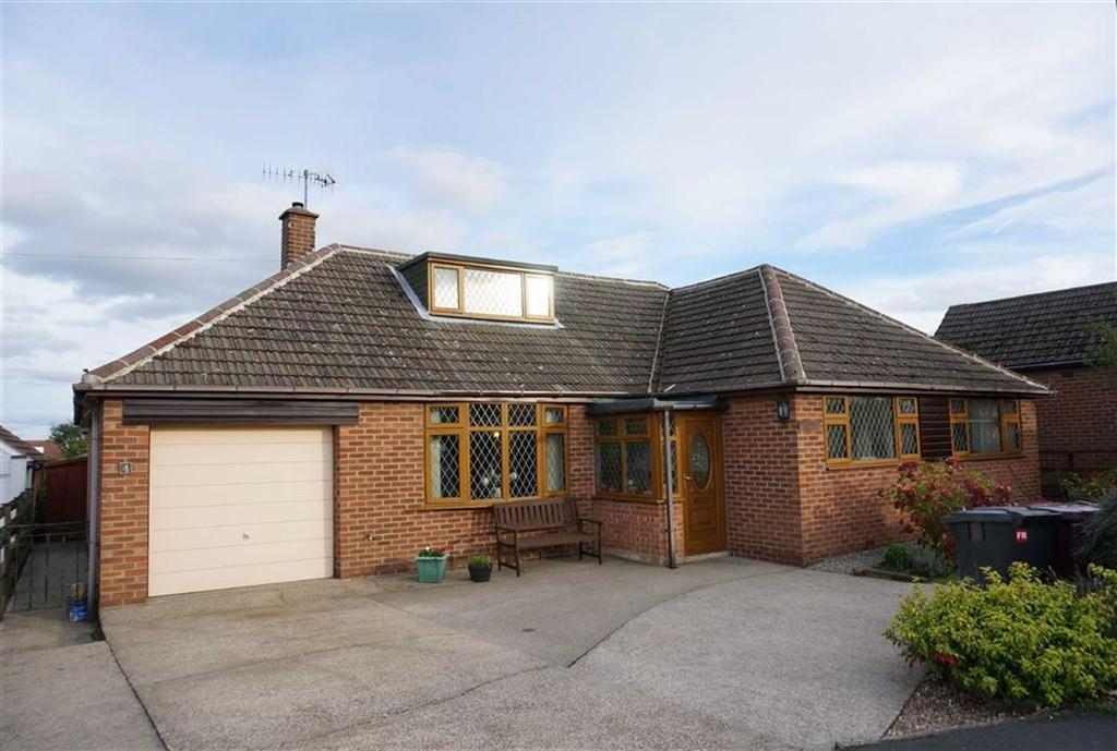 3 Bedrooms Detached Bungalow for sale in Hilltop Road, Wingerworth, Chesterfield, S42