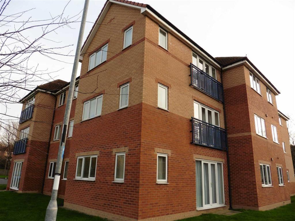 2 Bedrooms Apartment Flat for rent in Barclay Grange, Riverside, Chesterfield, S41
