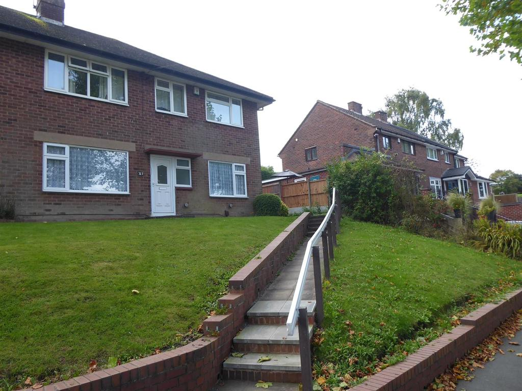 2 Bedrooms Flat for sale in The Broadway, Dudley