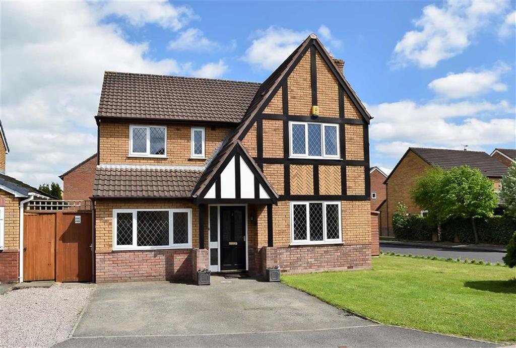 4 Bedrooms Detached House for sale in Shorthorn Close