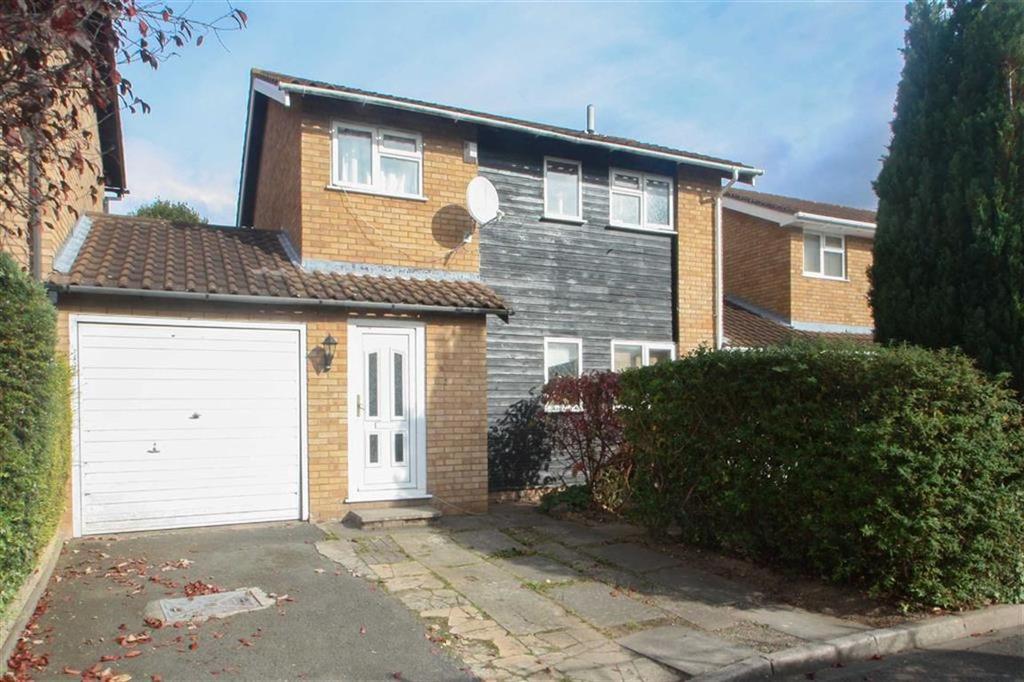 3 Bedrooms Link Detached House for sale in Doncaster Avenue, BOBBLESTOCK, Hereford