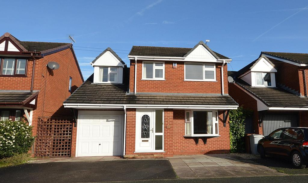 4 Bedrooms Detached House for sale in Elton Road, Elworth