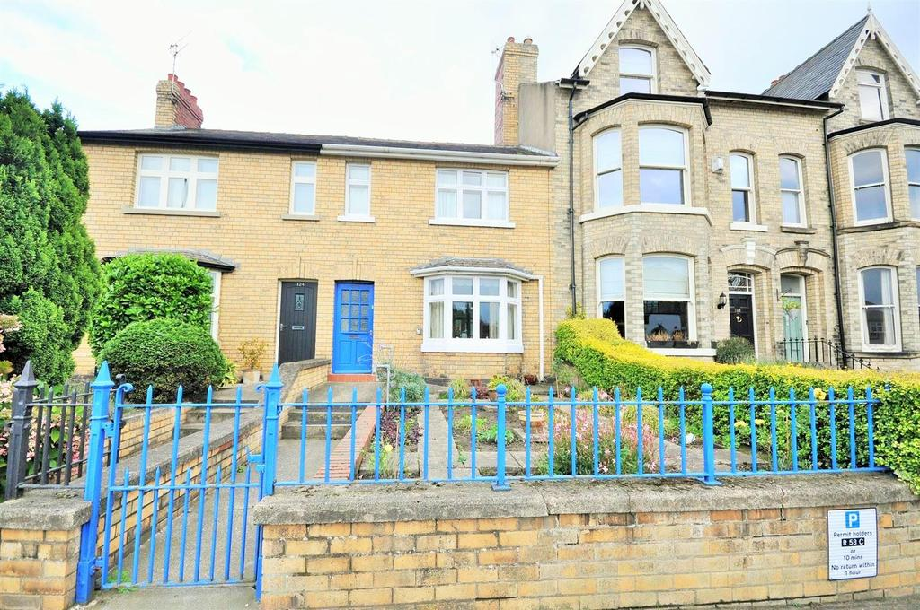 3 Bedrooms Terraced House for sale in Bishopthorpe Road, York, YO23 1LA