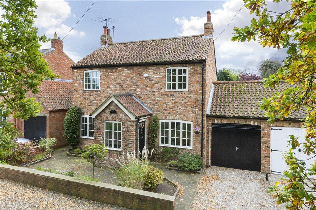 4 Bedrooms Detached House for sale in Little Crossing, Littlethorpe, Ripon, North Yorkshire