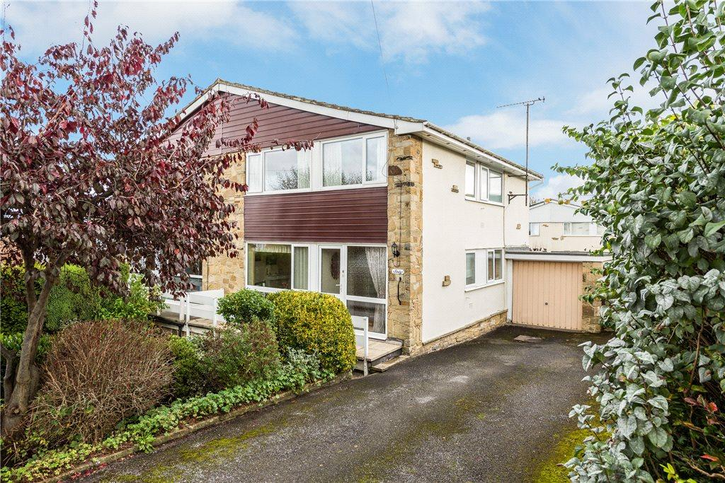 4 Bedrooms Semi Detached House for sale in Barleyfields Road, Wetherby, West Yorkshire