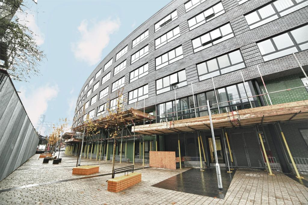 2 Bedrooms Apartment Flat for sale in Bahram Court, Mint Street, Bethnal Green, E2