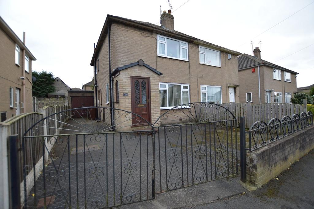 2 Bedrooms Semi Detached House for sale in Kingswear View, Leeds, West Yorkshire