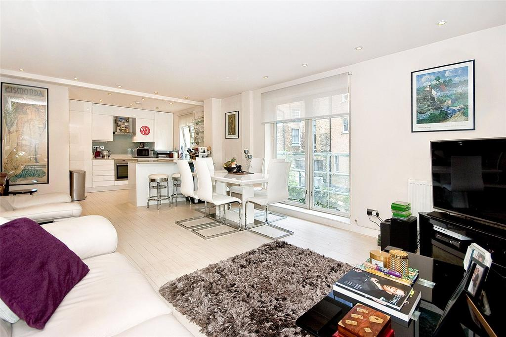 3 Bedrooms Flat for sale in Hampden Gurney Street, Marylebone, London