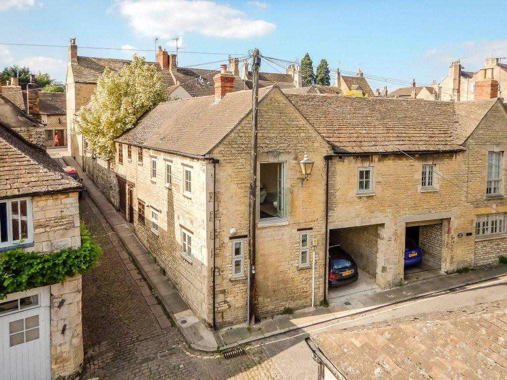 2 Bedrooms House for sale in Austin Street, Stamford, Lincolnshire