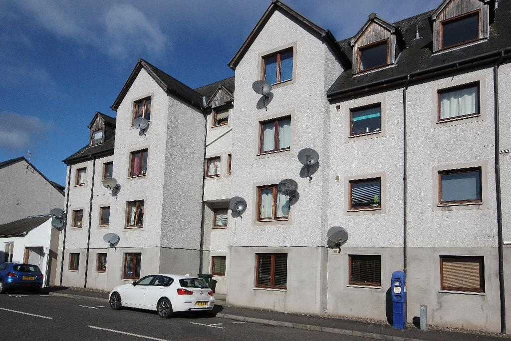 2 Bedrooms Flat for sale in Kings Court , Perth, Perthshire , PH2 8LA
