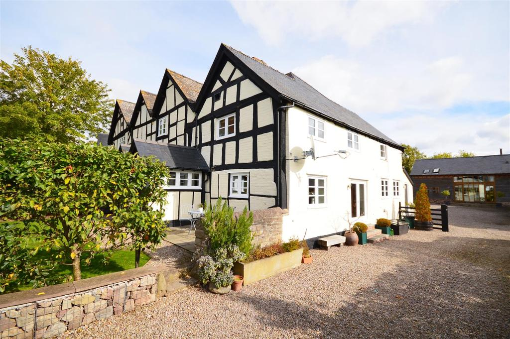 3 Bedrooms Semi Detached House for sale in Lower Mawfield Farm, Allensmore, Hereford