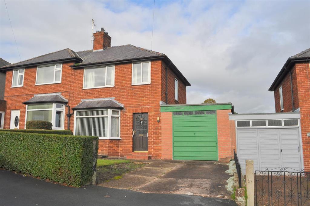 3 Bedrooms Semi Detached House for sale in Holme Riggs Avenue, Penrith