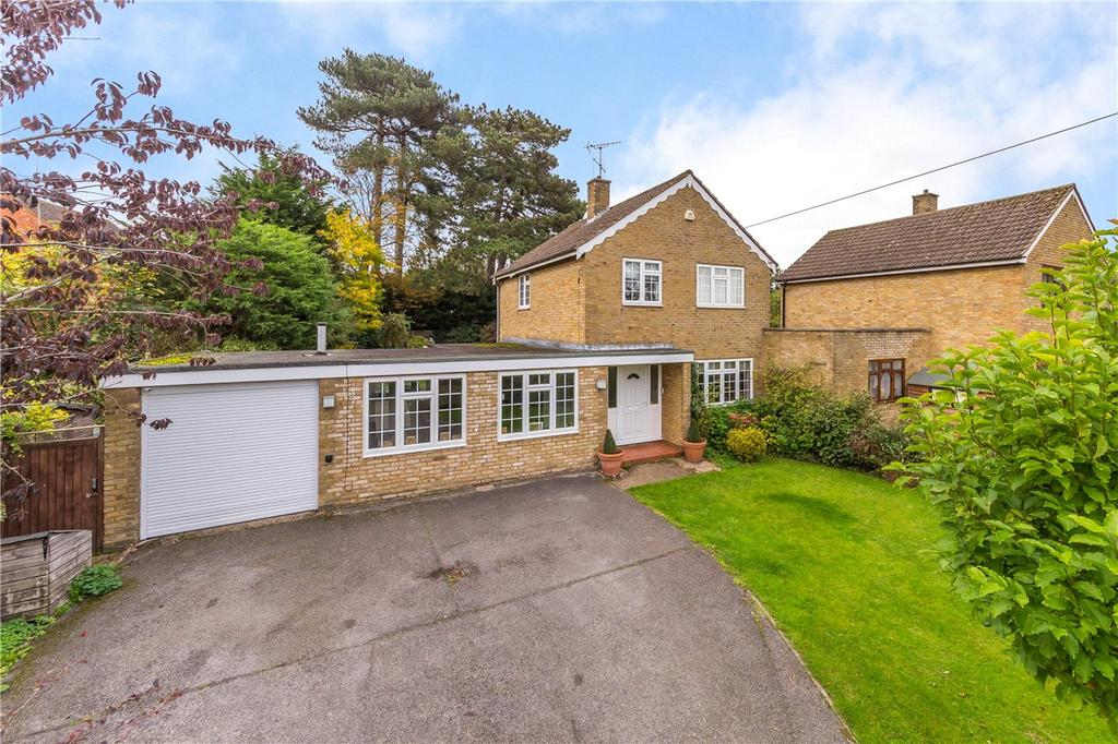 3 Bedrooms Semi Detached House for sale in House Lane, Sandridge, St. Albans, Hertfordshire