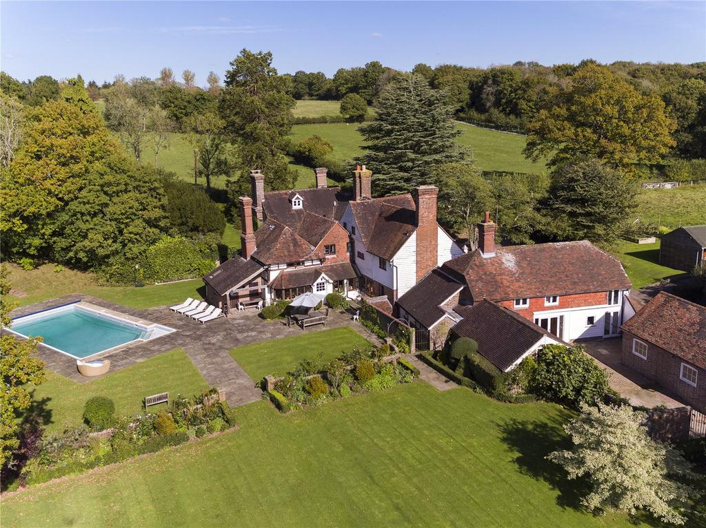 9 Bedrooms Equestrian Facility Character Property for sale in Butterbox Lane, Scaynes Hill, Haywards Heath, West Sussex
