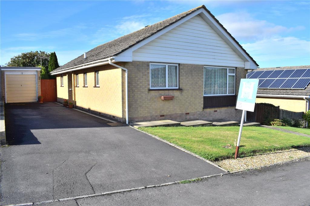 2 Bedrooms Detached Bungalow for sale in Coopers Drive, Bridport, Dorset