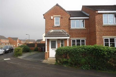 3 bedroom semi-detached house for sale - Beanland Gardens, Bradford, West Yorkshire, BD6
