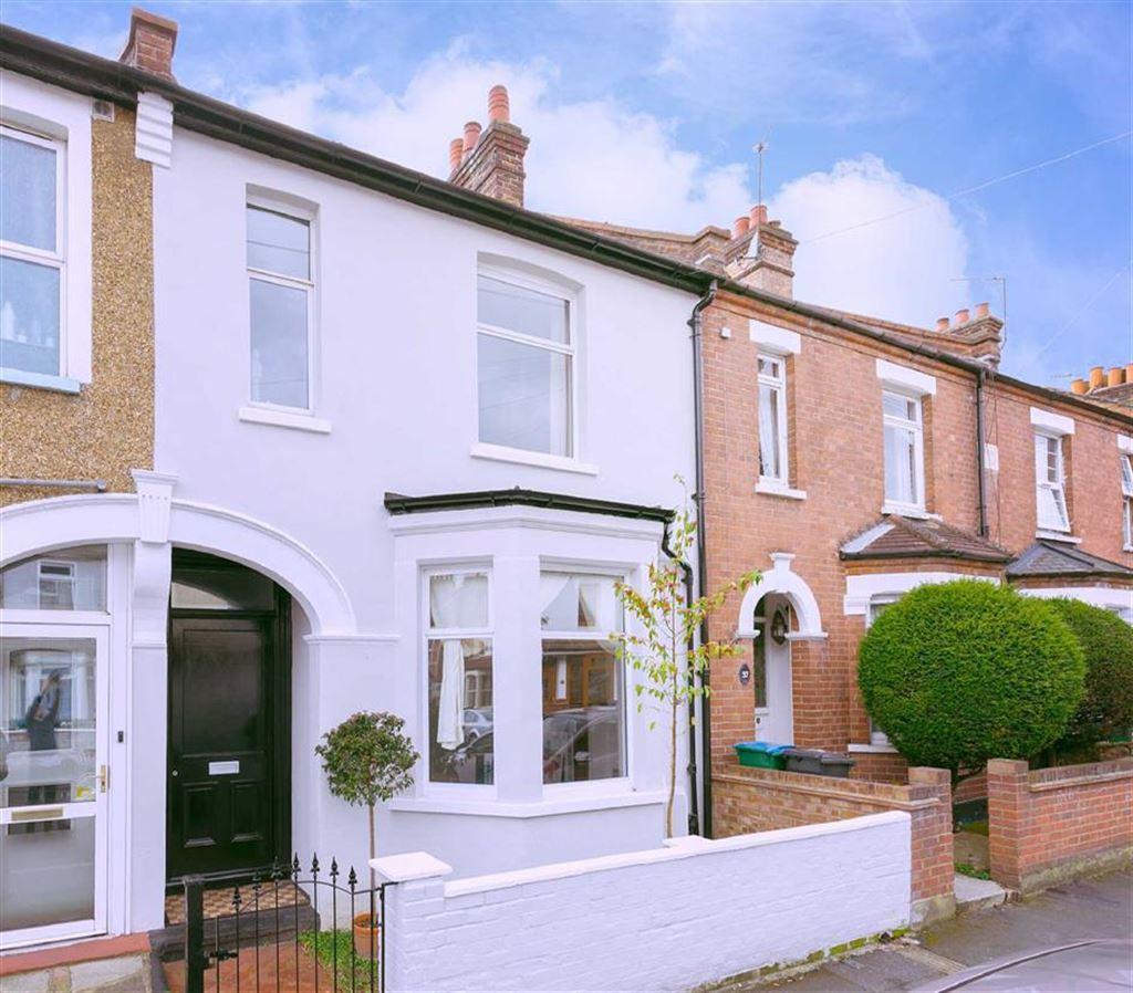 3 Bedrooms Terraced House for sale in Judge Street, Watford, Hertfordshire
