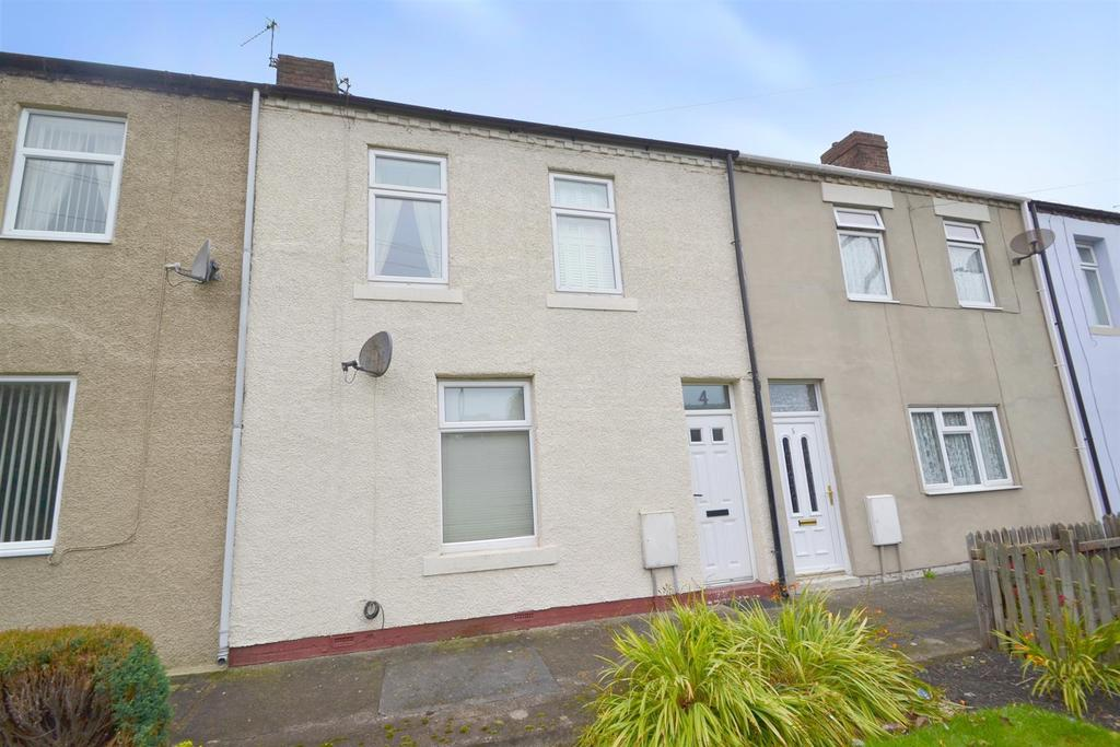 2 Bedrooms Terraced House for sale in Bridge Terrace, Shiremoor