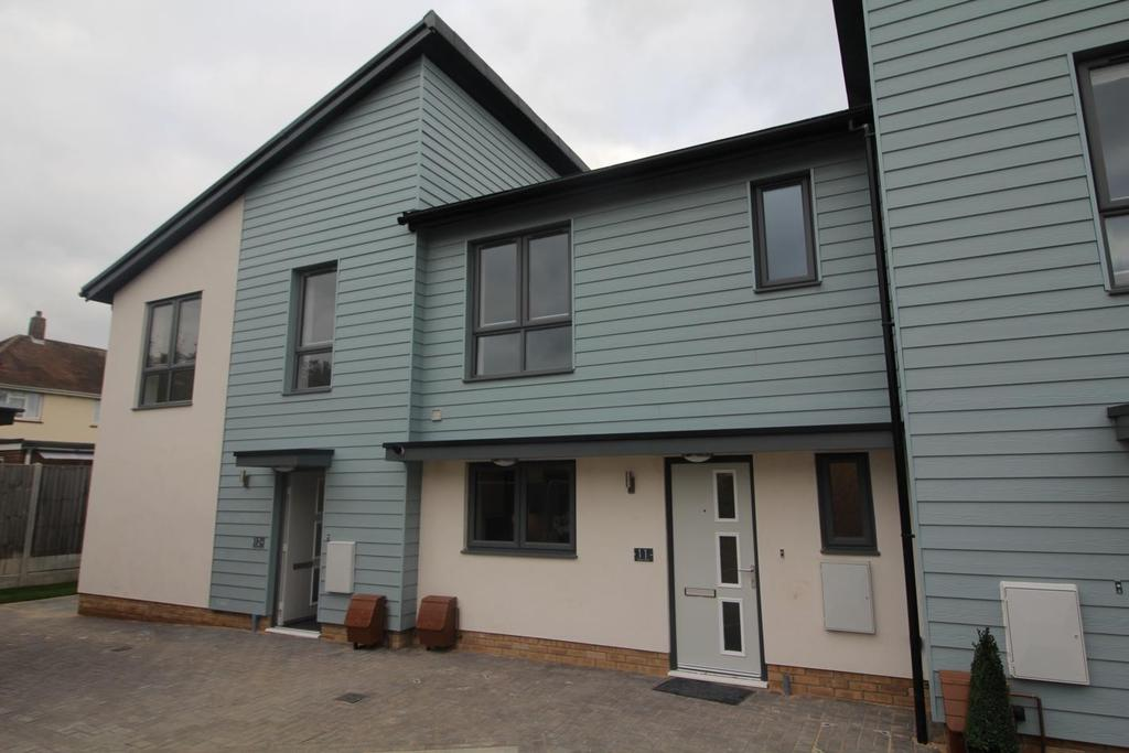 4 Bedrooms End Of Terrace House for sale in Plot 12 Byron Road, Chelmsford, Essex, CM2