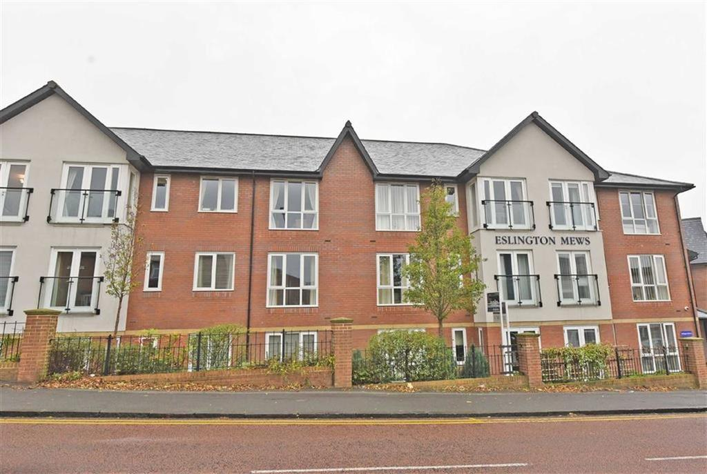 2 Bedrooms Retirement Property for sale in Low Fell