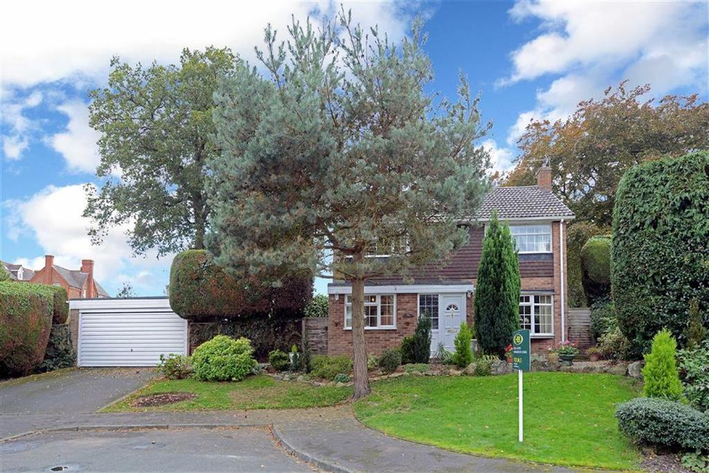 4 Bedrooms Detached House for sale in Abbotsfield Drive, Off Sutton Road, Shrewsbury, Shropshire