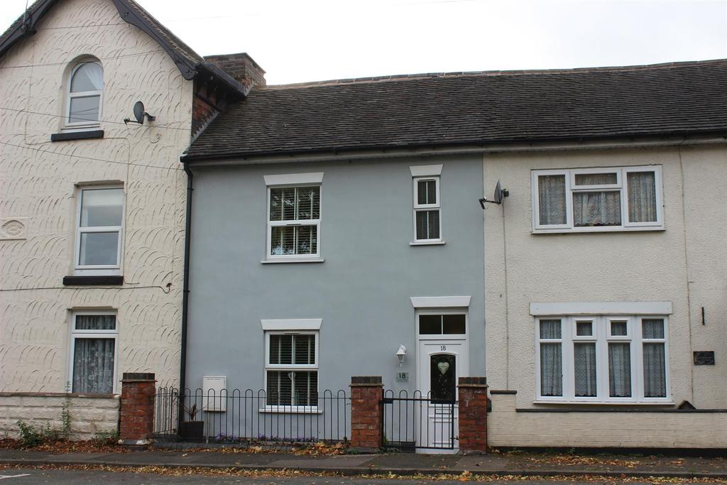 3 Bedrooms Terraced House for sale in Fazeley Road, Tamworth