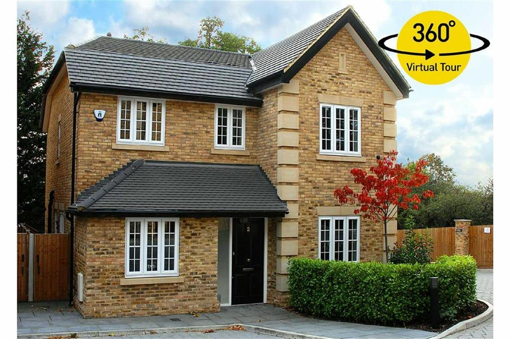 4 Bedrooms Detached House for sale in The Park, Cranberry Close, Mill Hill, London