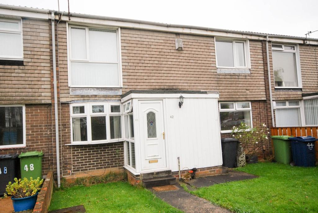 2 Bedrooms Flat for sale in Leicester Way, Fellgate, Jarrow