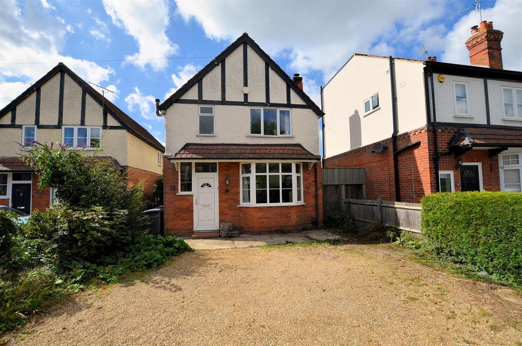4 Bedrooms Detached House for sale in Westwood Road, Tilehurst, Reading