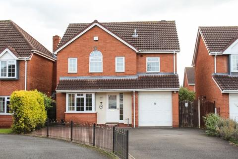 4 bedroom detached house for sale - 12 Fallow Deer Lawn, Newport, Shropshire, TF10 7JF