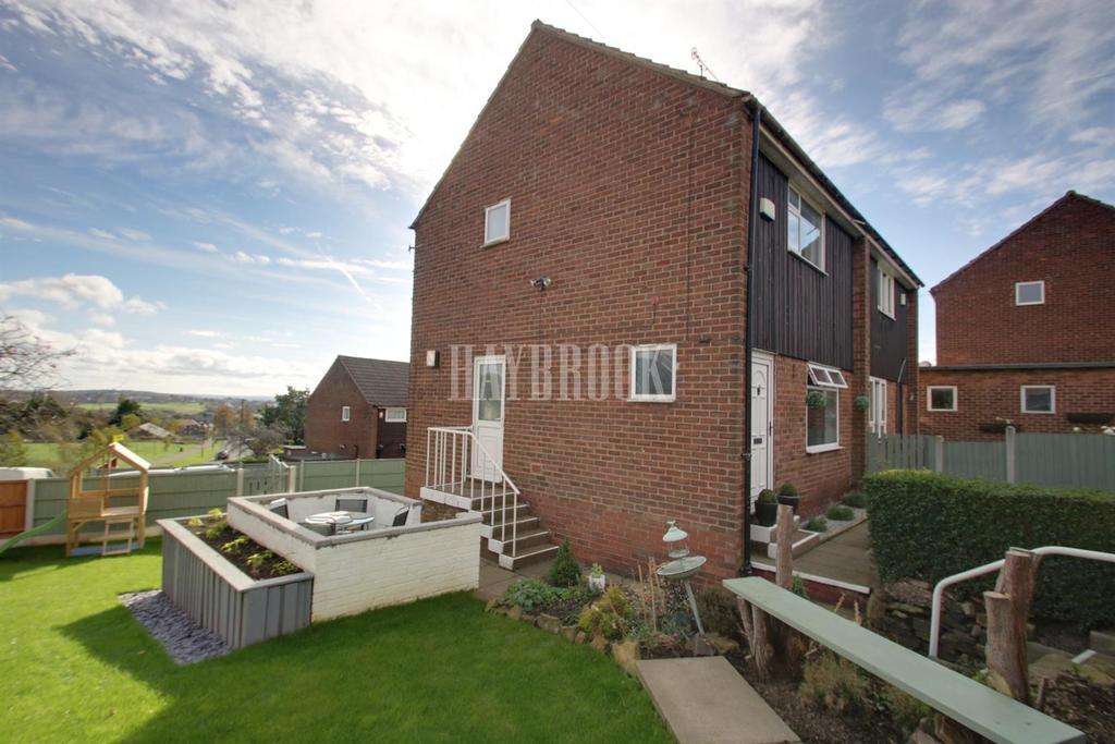 2 Bedrooms Semi Detached House for sale in Keats Road, Fox Hill